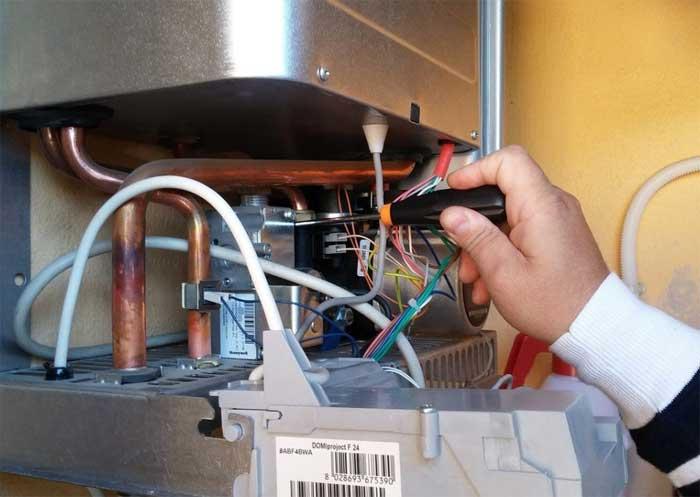 riparazione problemi caldaie Junkers roma